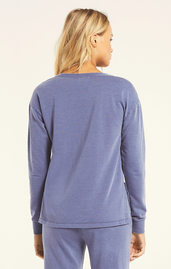Lacie Terry Long Sleeve -  ShopatGrace.com