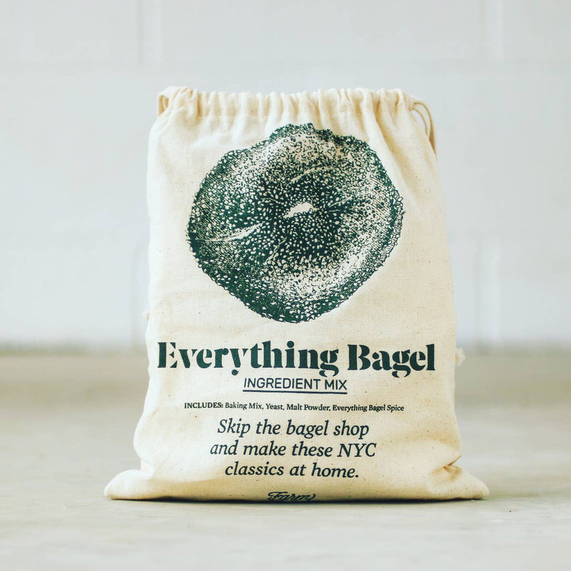 Everything Bagel Making Mix -  ShopatGrace.com
