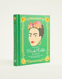 Pocket Frida Kahlo -  ShopatGrace.com