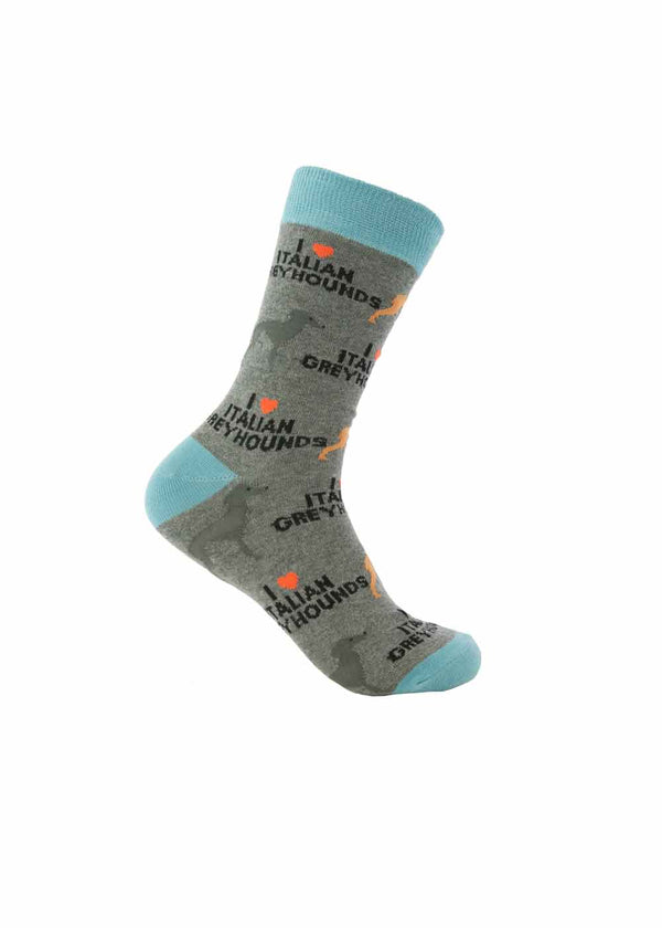 Italian Greyhound Socks -  ShopatGrace.com