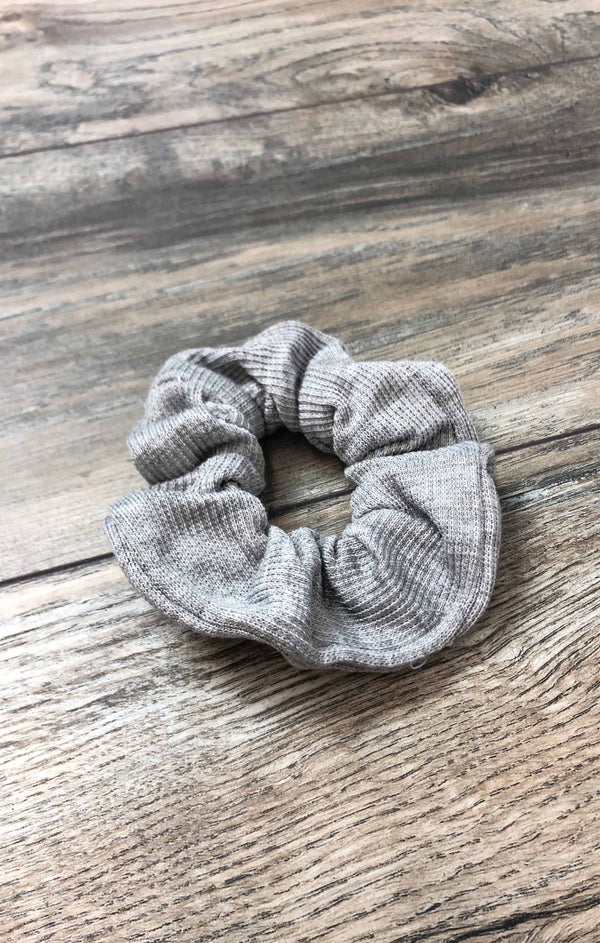 Ribbed Scrunchie -  ShopatGrace.com