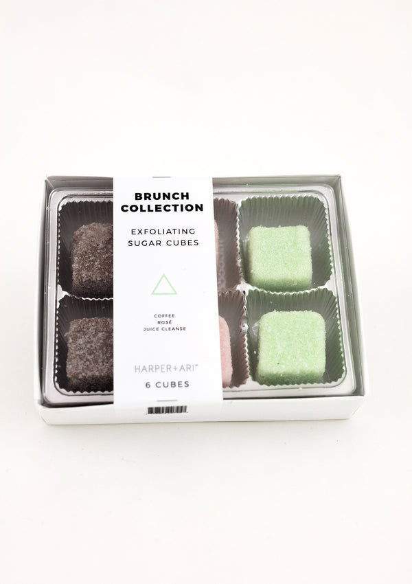 Brunch Sugar Cubes - Gift Boxes