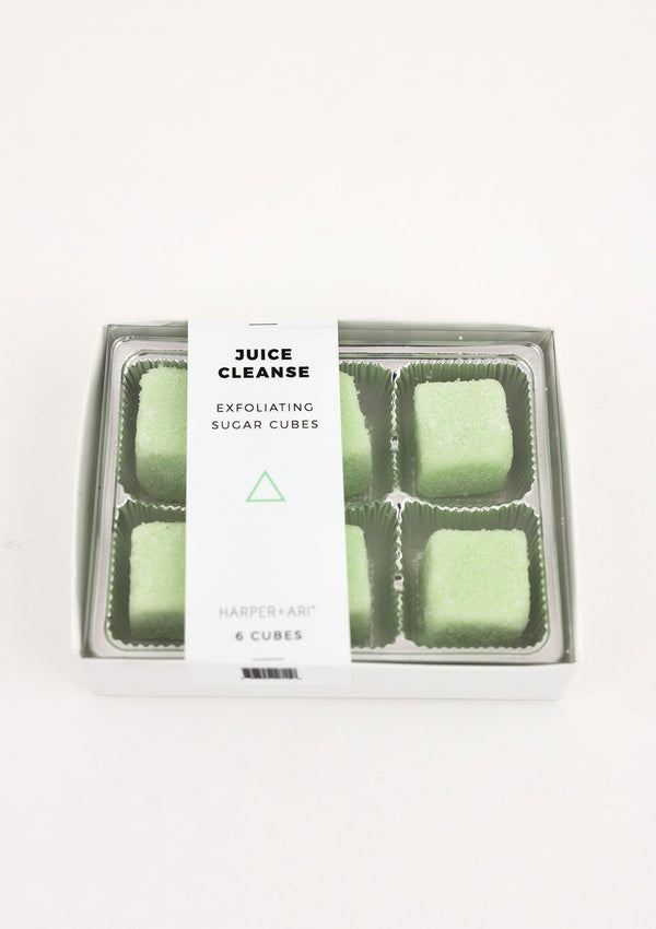 Juice Sugar Cubes - Gift Boxes