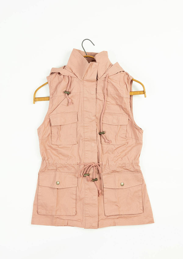 Downeast Hooded Vest