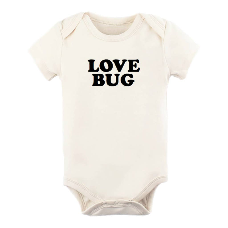 Short Sleeve Onesie - 6-12M / LOVE BUG ShopatGrace.com
