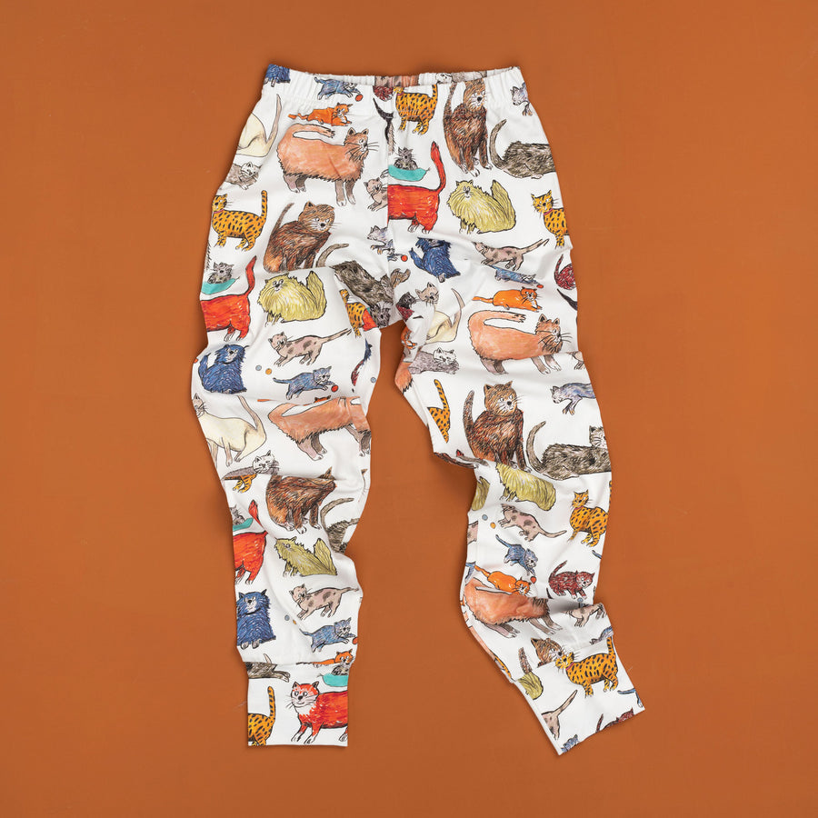 Kooky Cats Ladies Legging