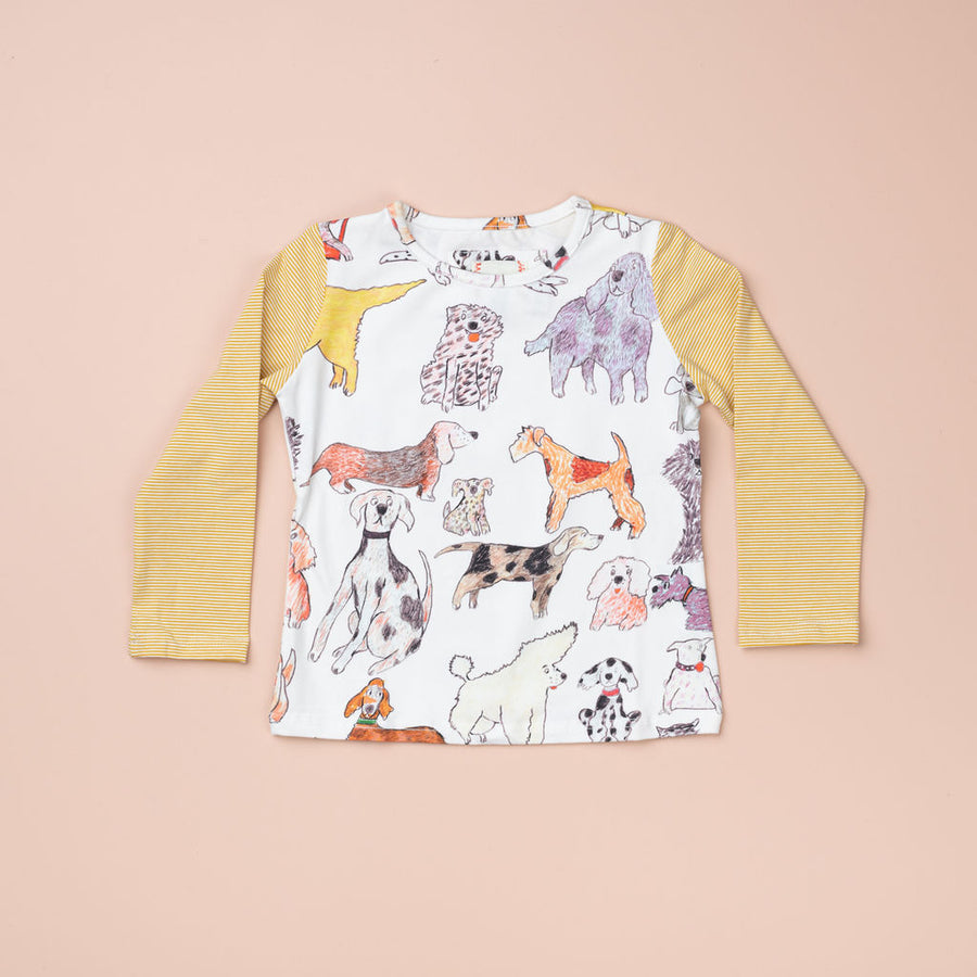Fair Dinkum Dogs Long Sleeve Tee
