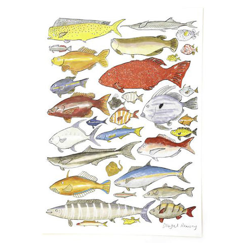 Poster - Fish Friends
