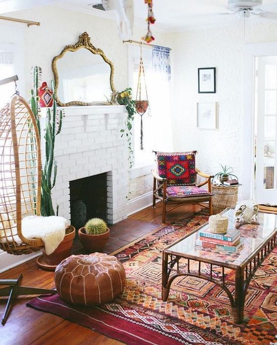 How to Get The Boho Look in Your Home