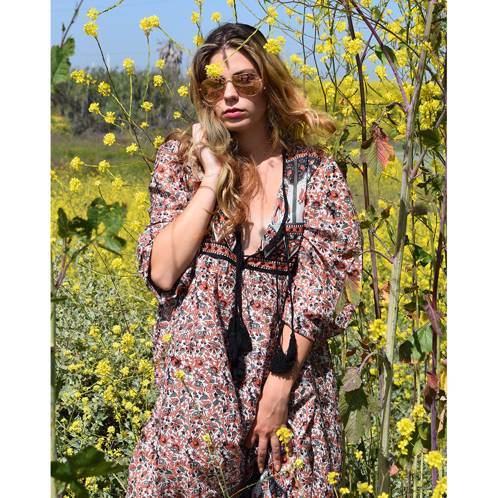 This Summer's Must-Have Maxi Dress