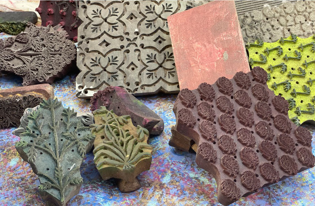 The Art of Wood Block Printing