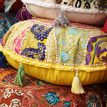 Bohemian, boho, boho chic, bohemian-chic, decorating tips, interior design