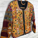 banjara embroidered indian jacket The Fox and the Mermaid