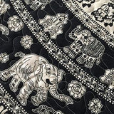 Elephant and Camel Twin Quilt - The Fox and The Mermaid
