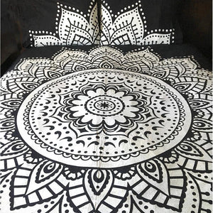 The Bodhi Tapestry Duvet Set