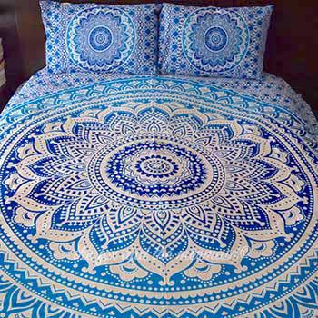Mother Ocean Tapestry Bedding