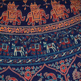 The Jaipur Large Tapestry - The Fox and The Mermaid - 3