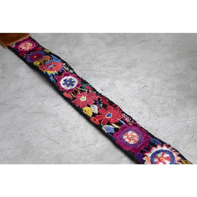 Embroidered Huipil Strap - The Fox and The Mermaid