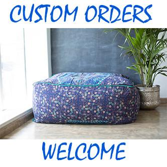 Custom Cushion Covers