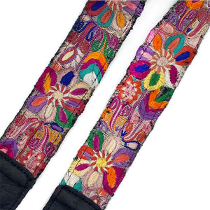 camera strap detail - The Fox and the Mermaid