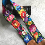 Metallic Camera Strap The Fox and the Mermaid