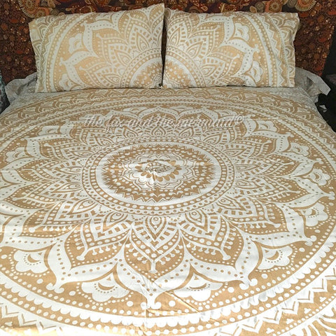 The Gaia Tapestry Bedding