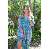 deadhead bohemian dress the-fox-and-the-mermaid
