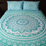 Oceana Ombre Tapestry Bedding - The Fox and The Mermaid - 1