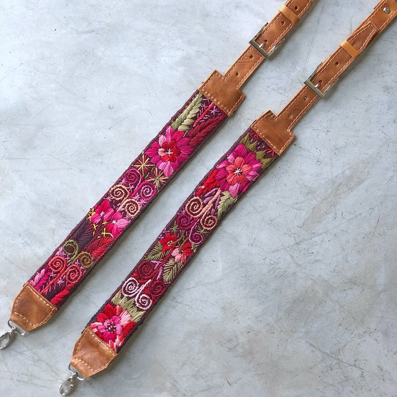 Bag Straps - The Fox and The Mermaid