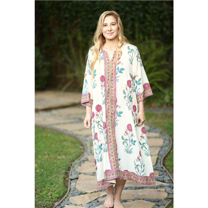boho Kaftan dress - The Fox and the Mermaid