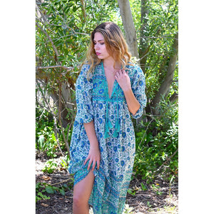gypsy dress the-fox-and-the-mermaid