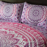 La Vie Boheme Ombre Tapestry Bedding - The Fox and The Mermaid - 2