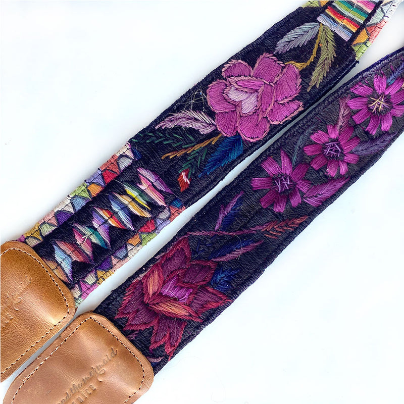 lavender camera strap  - The Fox and the Mermaid