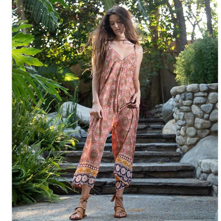 comfortable flowy jumpsuit - The Fox and the Mermaid