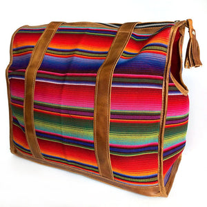 Serape dog bag The Fox and the Mermaid