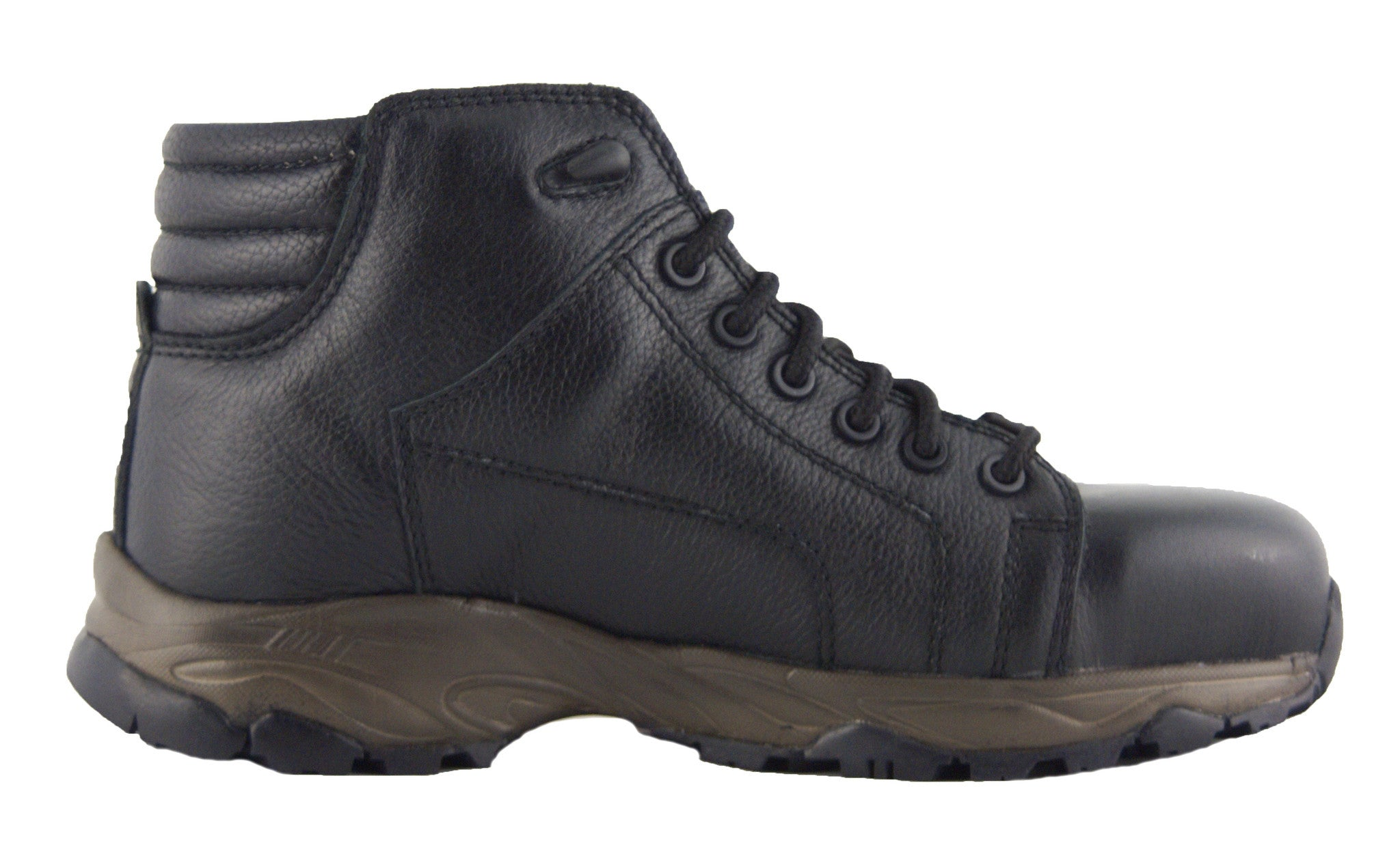 Srs Grady Mens Composite Toe Oil Resistant Work Shoes Slip