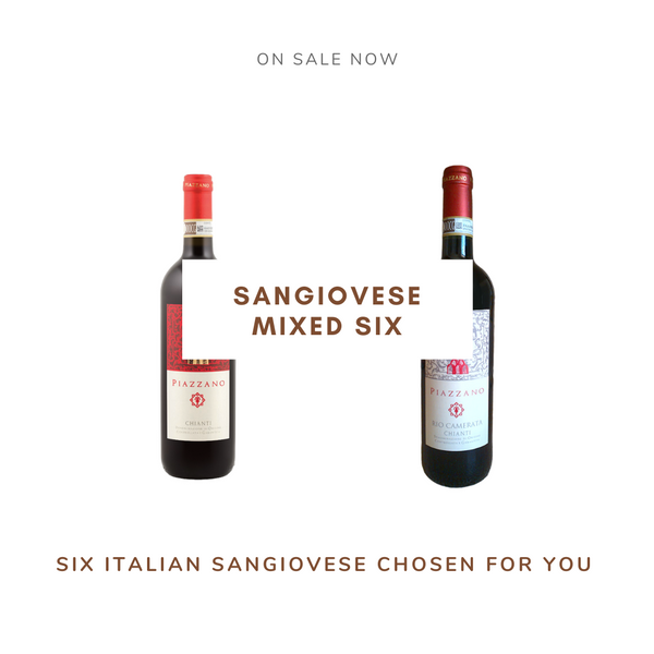 Sangiovese mixed six - Chent'annos