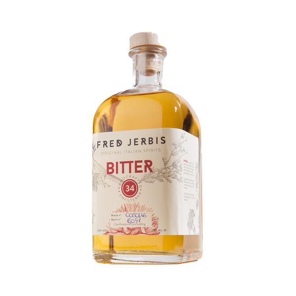 Fred Jerbis Bitters 700ml