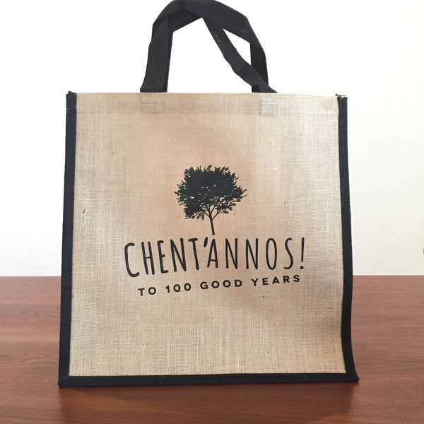 Chent'annos Jute bag - Gift