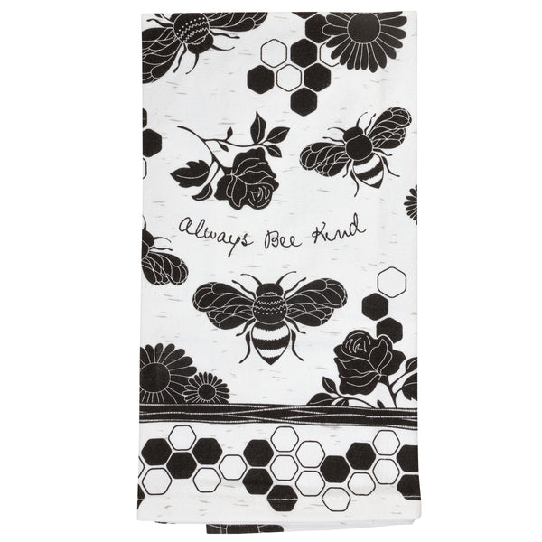 Boho Bee Tea Towel