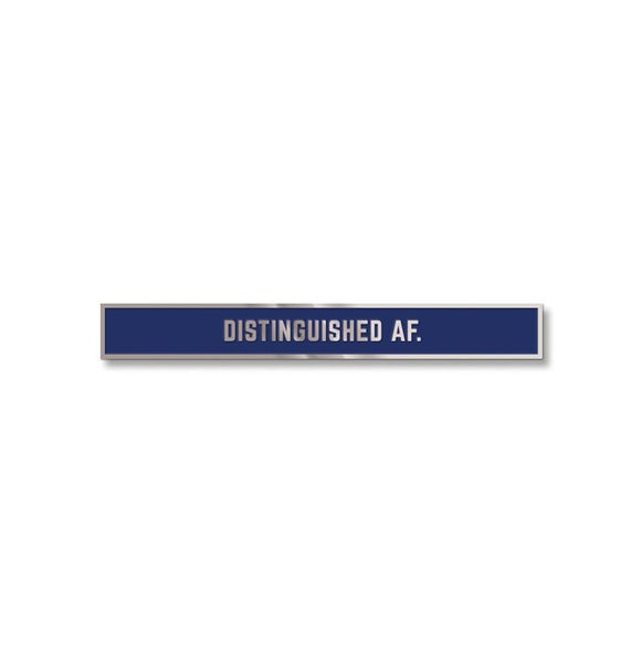 Distinguished AF Tie Bar