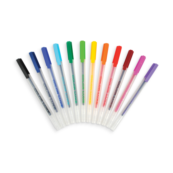 Color Luxe Gel Pens