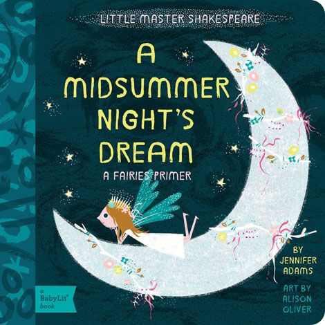 Little Master Shakespeare A Midsummer Night's Dream