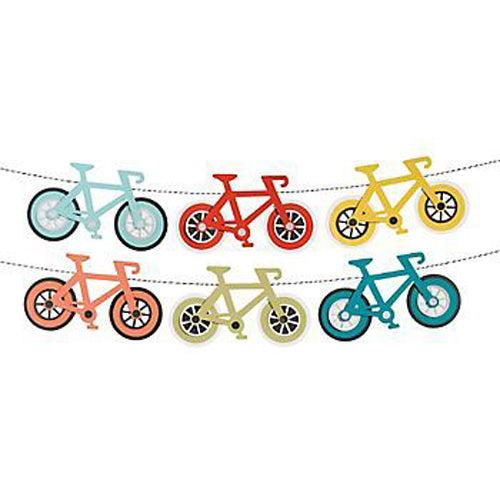 Bicycle Garland Kit
