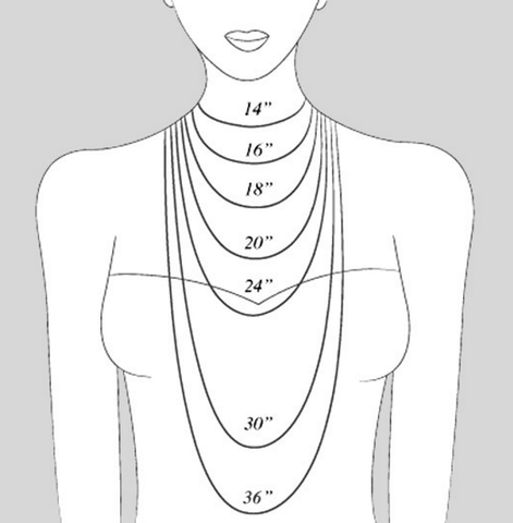 0ff99276f9638 Necklace Size Chart