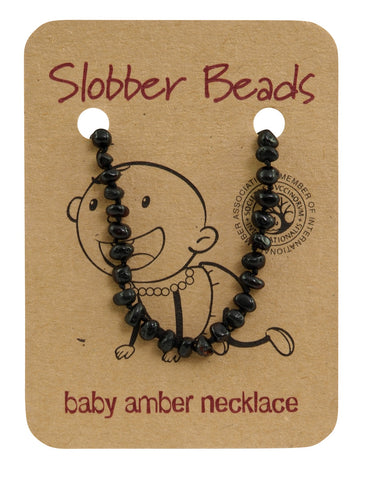 Cherry  BALTIC AMBER BABY TEETHING NECKLACE