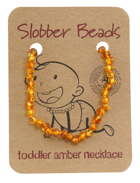 Honey Toddler Necklace
