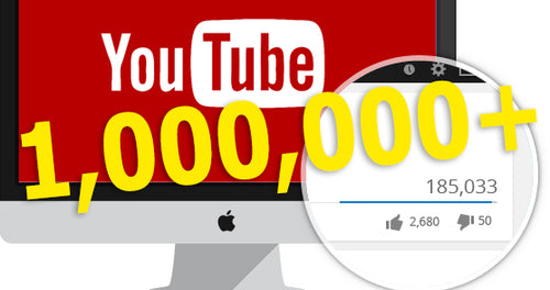 1,000,000 + Organic Views - YouTube & Google Video SEM : Search Engine Marketing Director