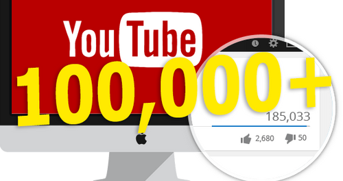 100,000 + Organic Views - YouTube & Google Video SEM : Search Engine Marketing Director
