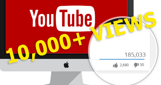 10,000 + Organic Views - YouTube & Google Video SEM : Search Engine Marketing Director